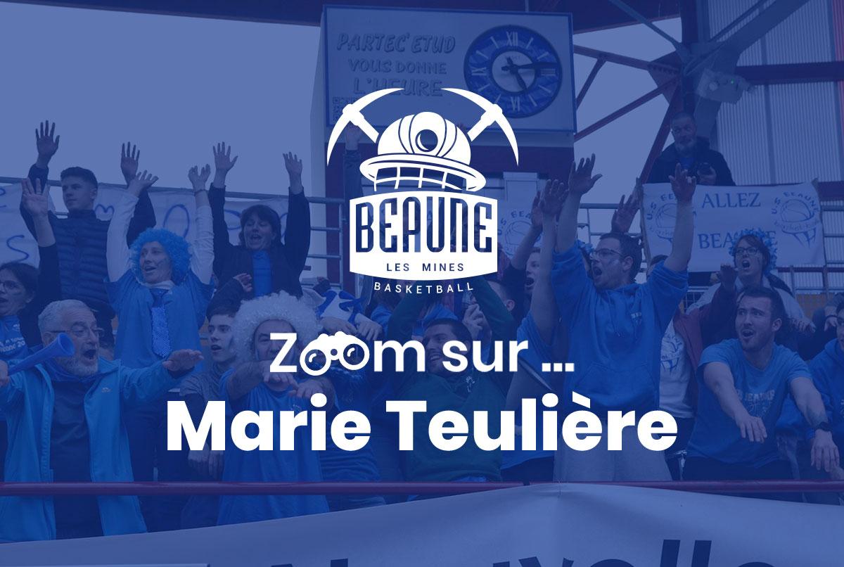🎥 Zoom sur.. Marie Teulière 🎥